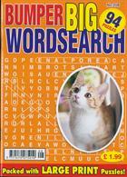 Bumper Big Wordsearch Magazine Issue NO 208