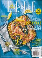 Elle A Table Magazine Issue NO 125