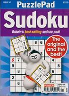Puzzlelife Ppad Sudoku Magazine Issue NO 41