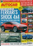 Autocar Magazine Issue 14/08/2019