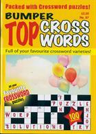 Bumper Top Crosswords Magazine Issue NO 87