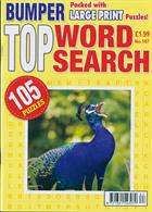 Bumper Top Wordsearch Magazine Issue NO 167