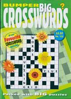 Bumper Big Crossword Magazine Issue NO 122