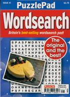 Puzzlelife Ppad Wordsearch Magazine Issue NO 41