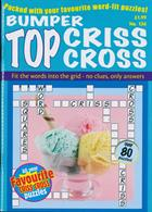 Bumper Top Criss Cross Magazine Issue NO 136