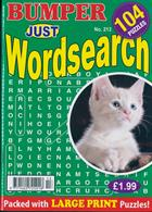 Bumper Just Wordsearch Magazine Issue NO 213