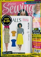 Love Sewing Magazine Issue NO 71