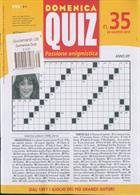 Domenica Quiz Magazine Issue NO 35