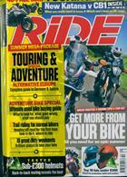 Ride Magazine Issue OCT 19