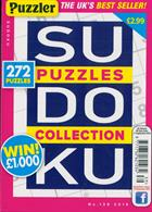 Puzzler Sudoku Puzzle Collection Magazine Issue NO 139