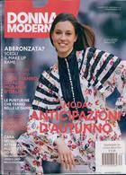 Donna Moderna Magazine Issue NO 34