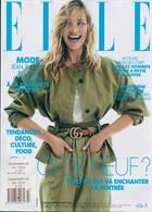 Elle French Weekly Magazine Issue NO 3843