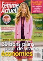 Femme Actuelle Magazine Issue NO 1822