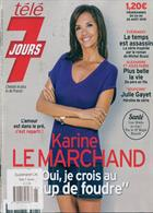Tele 7 Jours Magazine Issue NO 3091