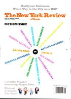 New York Review Of Books Magazine Issue 18/07/2019
