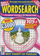 Take A Break Wordsearch Magazine Issue NO 9
