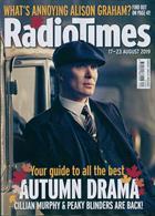 Radio Times London Edition Magazine Issue 17/08/2019