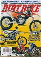 Dirt Bike Mthly Magazine Issue AUG 19