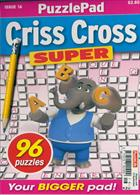 Puzzlelife Criss Cross Super Magazine Issue NO 16
