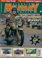 Classic Military Vehicle Magazine Issue SEP 19