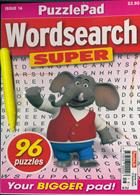 Puzzlelife Wordsearch Super Magazine Issue NO 16