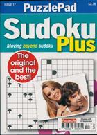 Puzzlelife Ppad Sudoku Plus Magazine Issue NO 17
