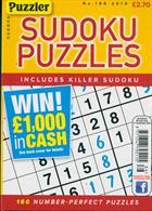 Puzzler Sudoku Puzzles Magazine Issue NO 186