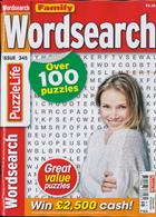 Family Wordsearch Magazine Issue NO 345