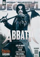 Decibel Magazine Issue AUG 19