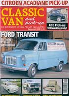 Classic Van & Pick Up Magazine Issue SEP 19