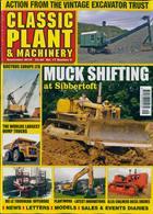 Classic Plant & Machinery Magazine Issue SEP 19