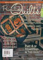 Primitive Quilts Magazine Issue FAL/WIN