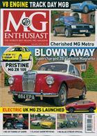 Mg Enthusiast Magazine Issue SEP 19