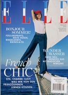 Elle German Magazine Issue NO 8