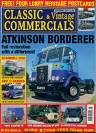Classic & Vintage Commercial Magazine Issue SEP 19