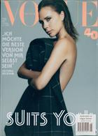 Vogue German Magazine Issue NO 8