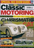 Classic Motoring Magazine Issue NOV 19