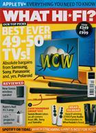 What Hifi Magazine Issue DEC 19