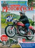 Classic Motorcycle Monthly Magazine Issue NOV 19