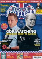Best Of British Magazine Issue OCT 19