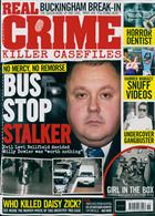 Real Crime Magazine Issue NO 55