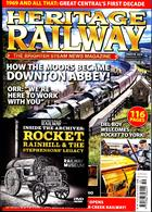 Heritage Railway Magazine Issue NO 259