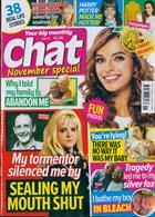 Chat Monthly Magazine Issue NOV 19