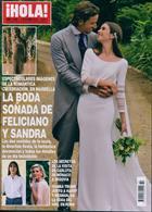Hola Magazine Issue NO 3922