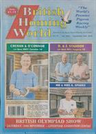 British Homing World Magazine Issue NO 7491