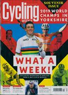 Cycling Weekly Magazine Issue 03/10/2019
