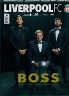 Liverpool Fc Magazine Issue NOV 19