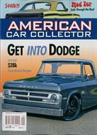 American Car Collector Magazine Issue SEP-OCT