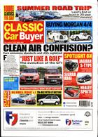 Classic Car Buyer Magazine Issue 21/08/2019