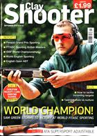 Clay Shooter Magazine Issue SEP 19